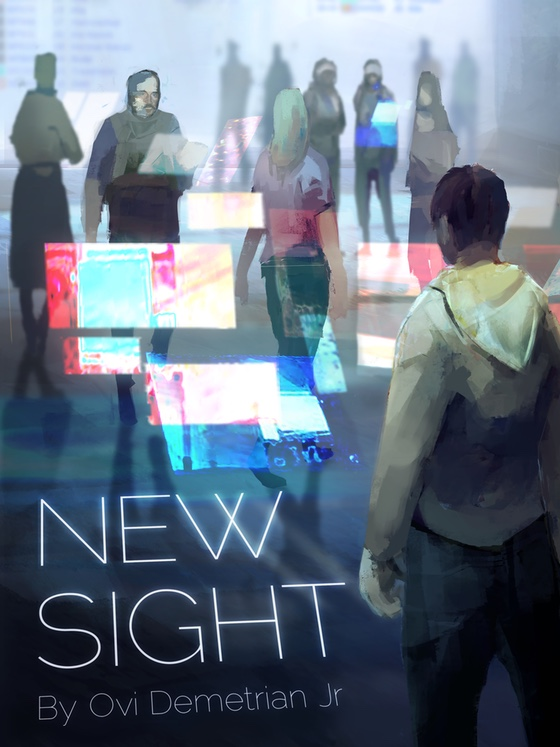 New Sight by Ovi Demetrian Jr